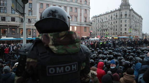 Кто не понял с первого раза: Прокуратура Москвы предупредила о последствиях за акции 31 января