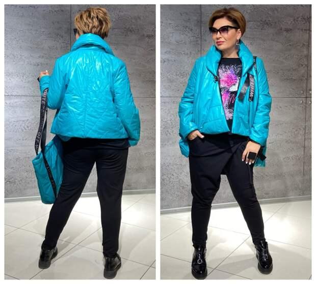 Фото 10, 11 - осенние куртки. Стилист Ирина Конарева.