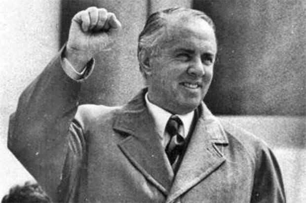 Албанский Сталин. Как товарищ Энвер Ходжа со всем миром воевал