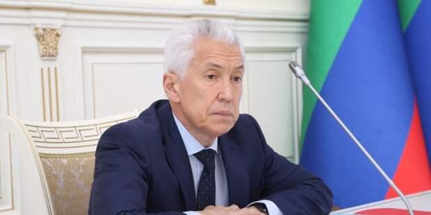 В администрация главы Дагестана прокомментировала сообщения СМИ