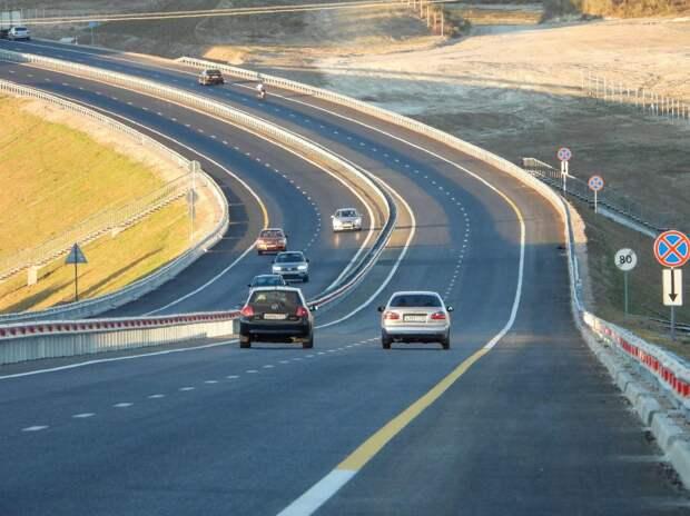 Ростехнадзор выдал заключение для ввода в эксплуатацию трассы «Таврида» в Крыму