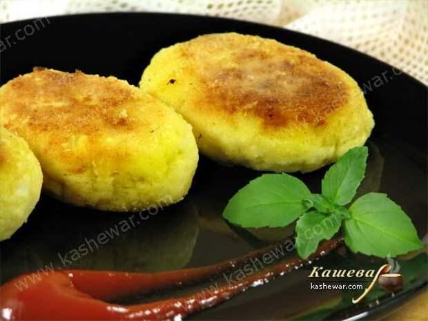 Котлеты из яиц – рецепт с фото, молдавская кухня