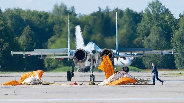 Су-35 укрепят египетскую силу