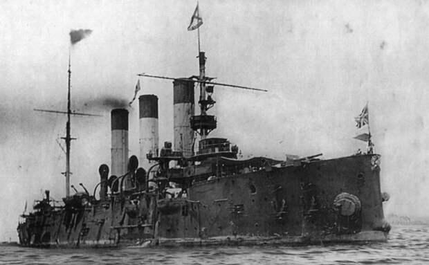 Крейсер «Аврора»: где и как воевал главный символ Революции