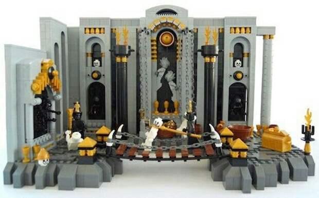 9 кругов Lego