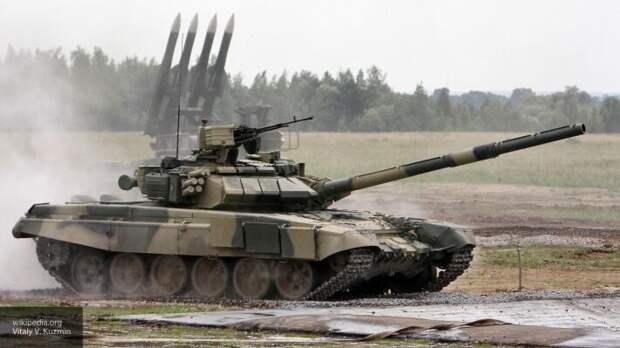 Военный эксперт Леонков назвал последние версии российских танков Т-90 и Т-72 угрозой НАТО