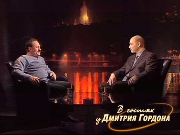 """Владимир Быстряков. """"В гостях у Дмитрия Гордона"""""""
