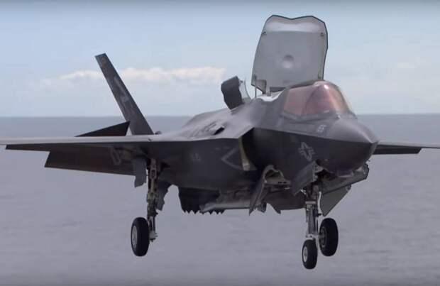 Новейшая российская РЛС засекла «стелс»-истребители F-35, делаем выводы