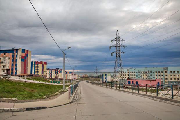6 фото самого северного города России