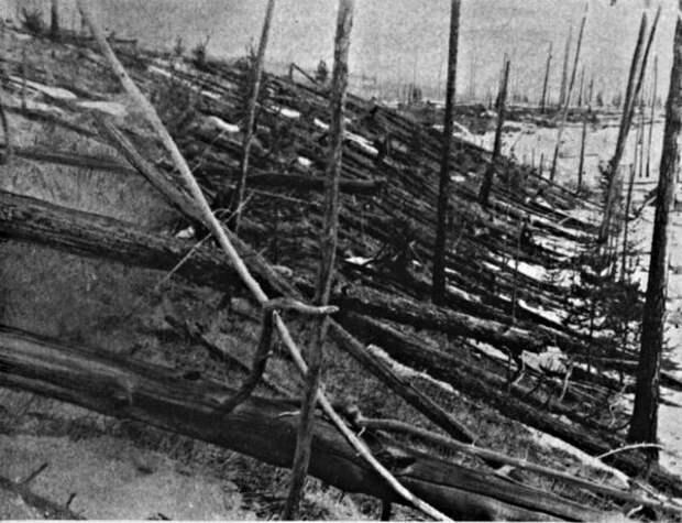 Все версии: как упал Тунгусский метеорит