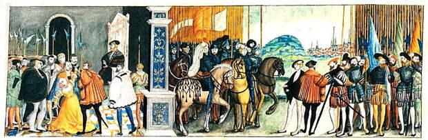 Риксдаг в Вестеросе в 1527 году - Густав Ваза строит флот   Warspot.ru