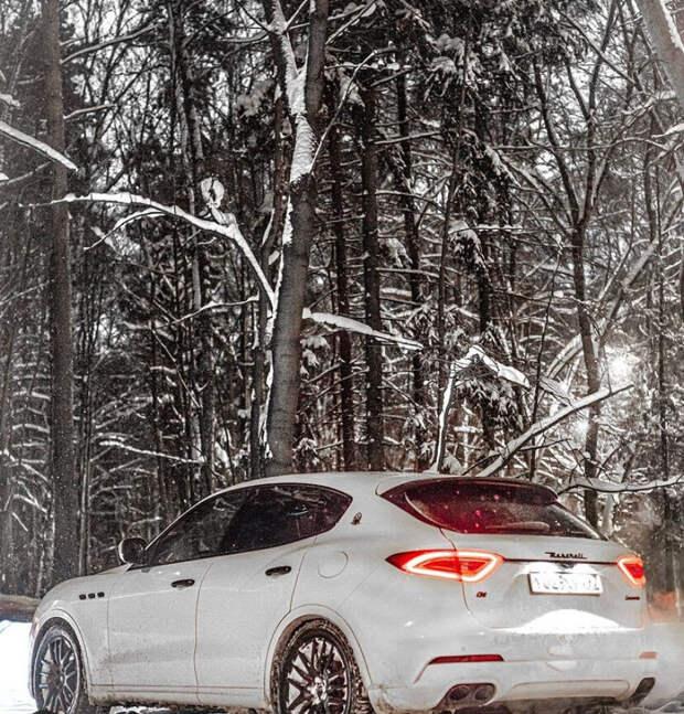 Maserati Levante,что это?
