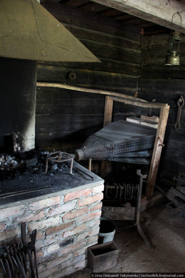 Музей крестьянского подворья в Узваре