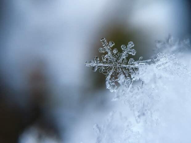 В пятницу в Удмуртии ожидается небольшой снег
