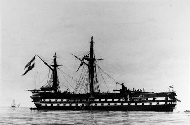 Битва при Лиссе. Первое морское сражение броненосных эскадр