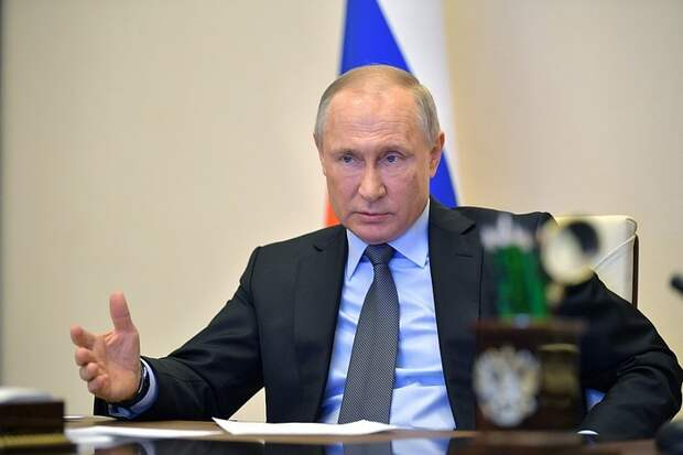 Песков раскрыл подробности выступления Путина на климатическом саммите