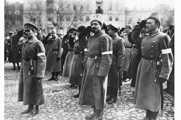 В Киеве открылась выставка украинским «защитникам» Европы от большевизма