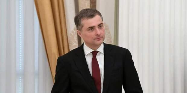 Сурков назвал единственный способ спасения Украины