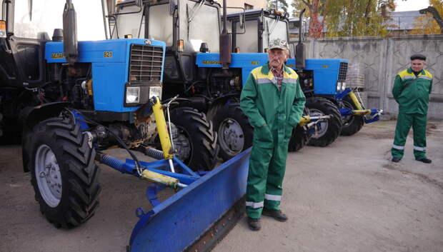 Операция по проверке сельхозтехники стартует в области в четверг