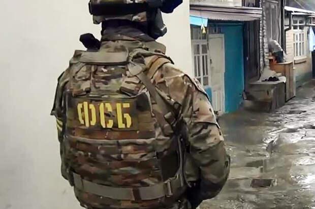 ФСБ ликвидировала террориста в Мурманской области