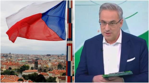 Норкин тонко поддел Чехию за нападки на Россию анекдотом о пражском попугае