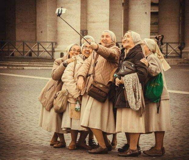 Чем я могу помочь оппозиционным старушкам