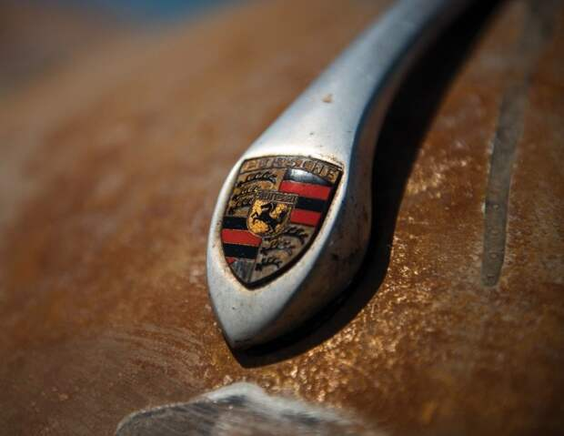 Этот ржавый старичок стоит больше, чем новый Porsche 911 porsche, porsche 356, авто, автоаукцион, автомобили, аукцион, олдтаймер, ретро авто