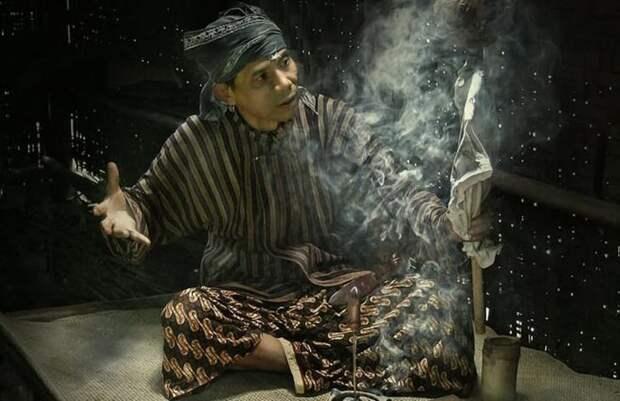 Индонезия ведьмы, колдовство, колдуны, суеверия