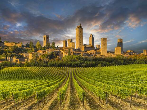 Италия в фотографиях, или красоты много не бывает