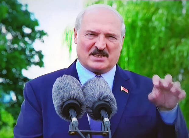 Чего не говорят о беспорядках в Белоруссии