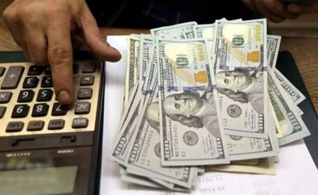 Долларовые банкноты в Каире, Египет, 20 марта 2019 года. REUTERS/Mohamed Abd El Ghany