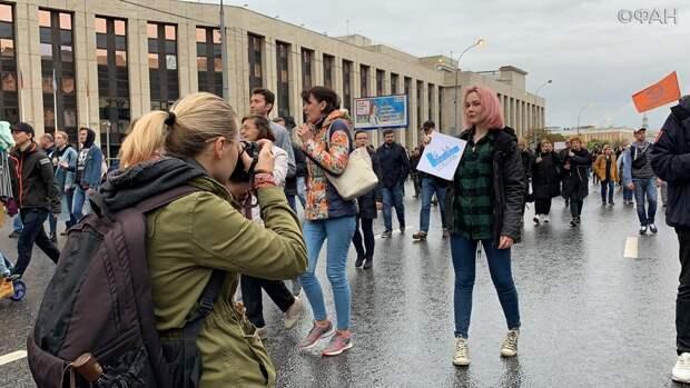 Московским «оппозиционерам» не позволят нарушать общественный порядок в столице