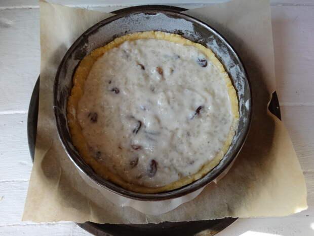 Тосканский пирог - без зелени, но с изюминкой