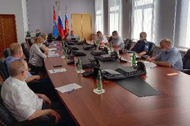В Тамбове приступил к работе новый состав Общественного совета при управлении Росреестра
