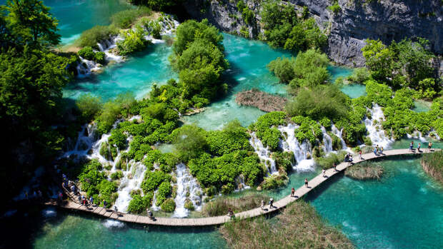 Самые красивые национальные парки мира