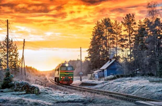 РЖД инвестирует в инфраструктуру Карелии около 22 млрд рублей до 2025 года