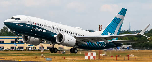 Авиакомпания Якутия пополнит парк самолетами Boeing 737MAX-7