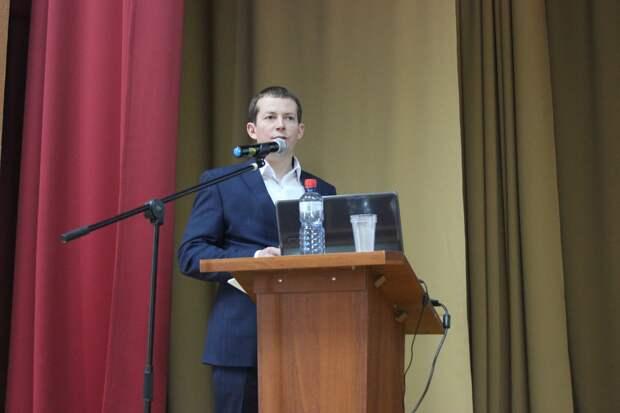 Live: гендиректор «ИжГЭТ» Андрей Батов посетил «Планерку»