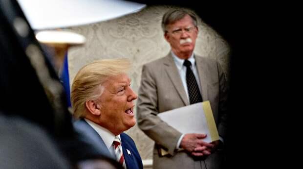 Болтон против Трампа: лидер США заплатит за свою ошибку