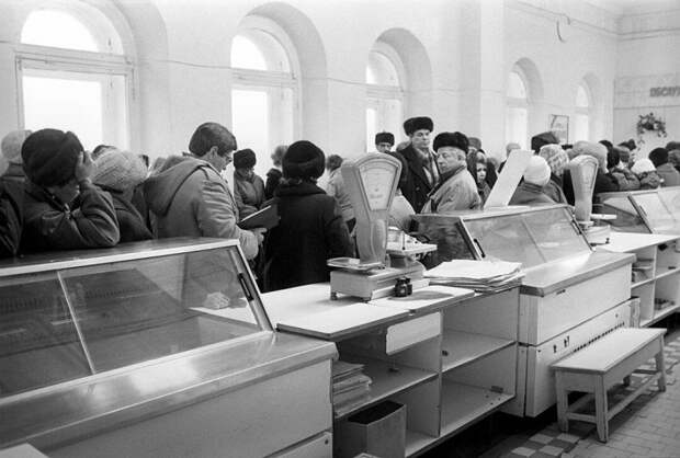Распад СССР. Причина первая: дефицит