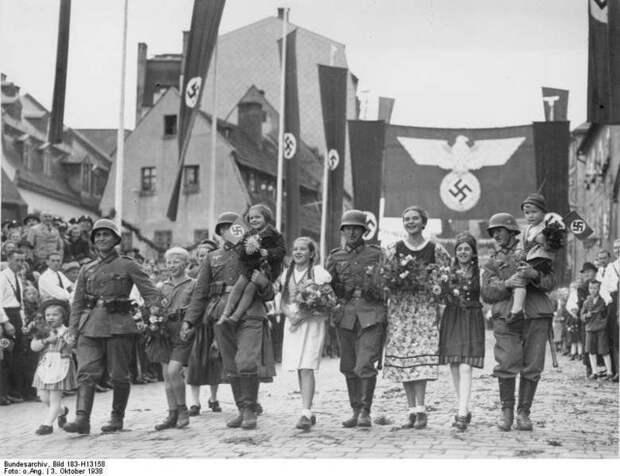 30 сентября 1938: Мюнхенский сговор или история подлого предательства