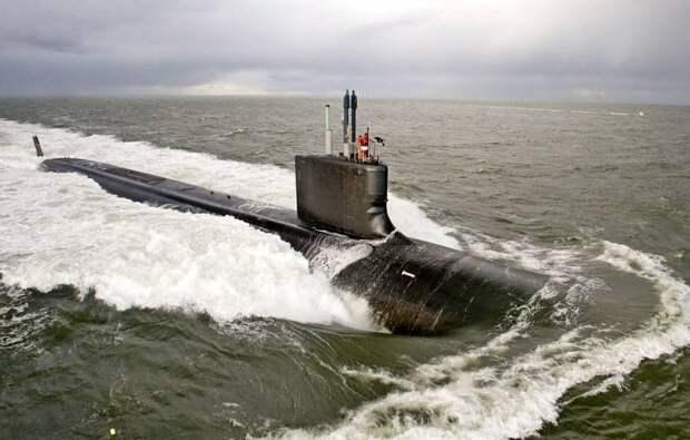 Телеканал Fox News рассказал о готовности подлодки США ударить по ВМФ РФ в Сирии