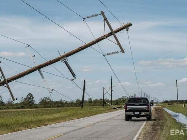 """Жертвами урагана """"Лаура"""" в США стали шесть человек"""