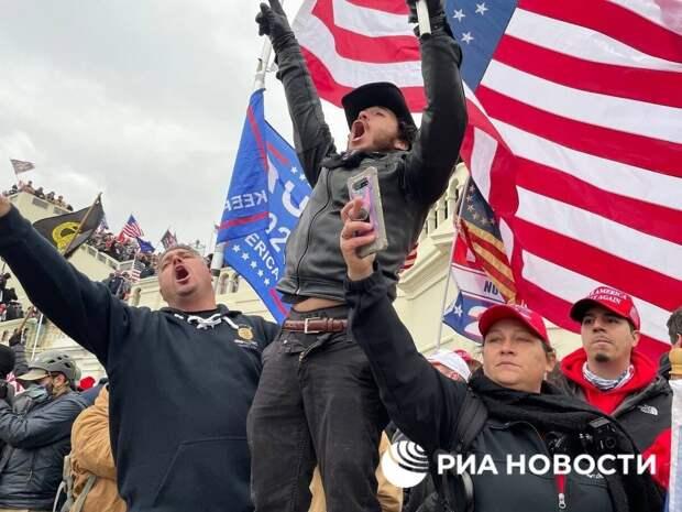 Народ Америки не хуже киргизов