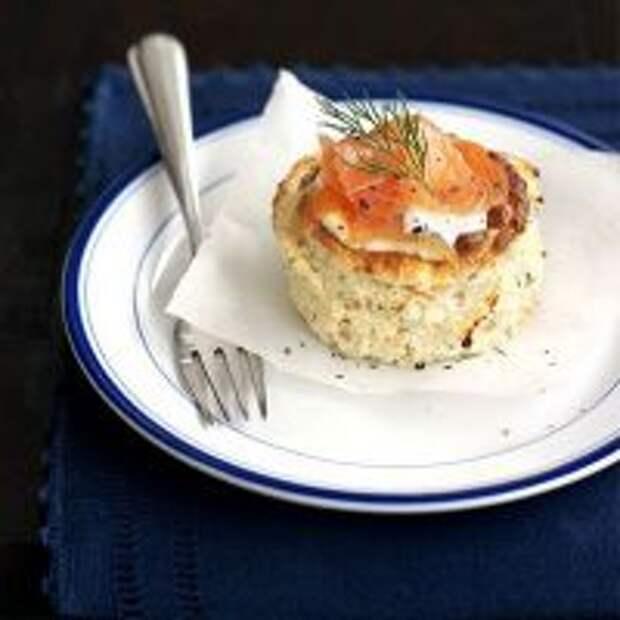 Рыбное суфле в духовке – рецепт