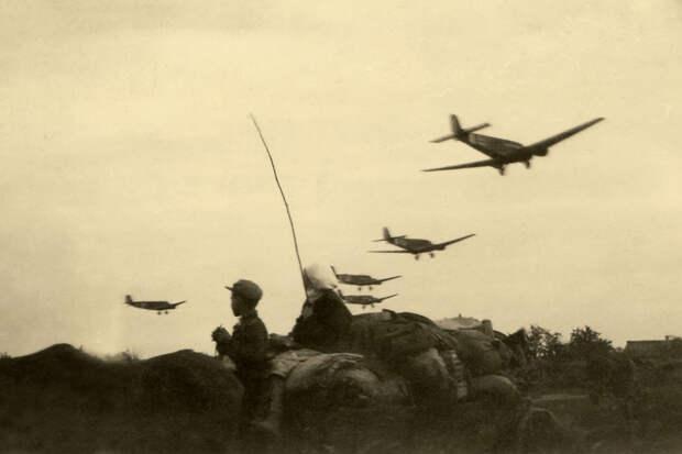 Во вторую мировую войну было втянуто более 80% населения земного шара