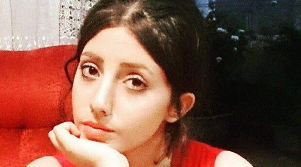 Иранскую «Анджелину-зомби» освободили изтюрьмы