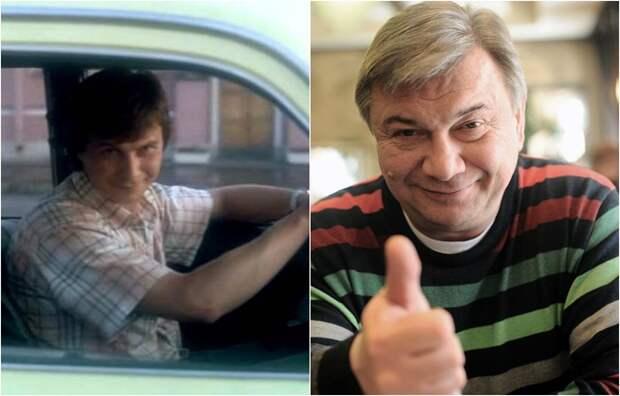 Российский актер снялся в картине, сыграв водителя такси.