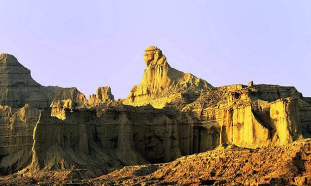 В Пакистане обнаружен сфинкс возрастом более 12 тысяч лет