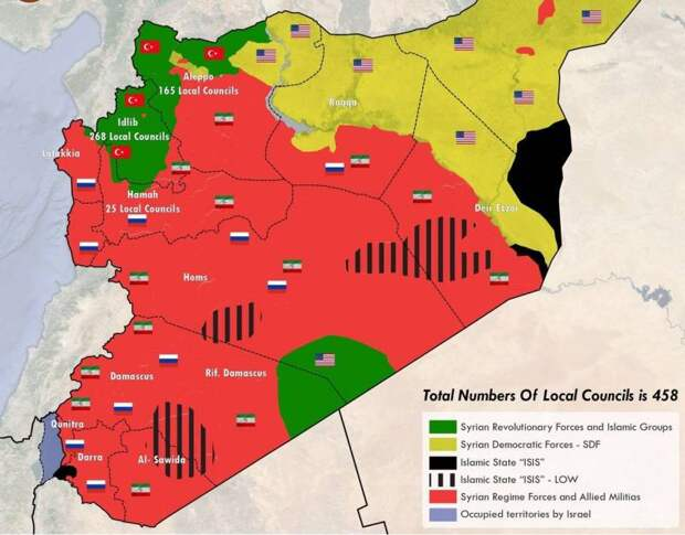 Что готовят США для Сирии